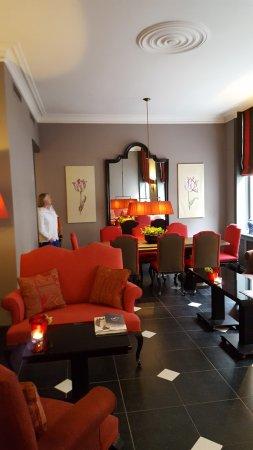 Paleis Hotel: Hotel Lounge