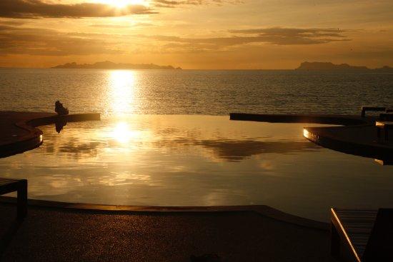 Lipa Noi, Tailandia: Sonnenuntergang