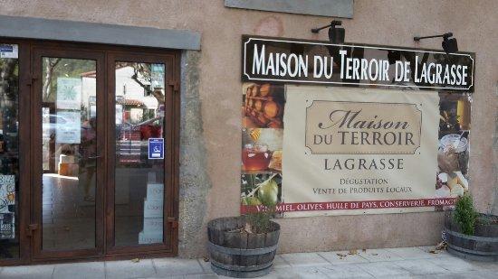 Maison du Terroir de Lagrasse