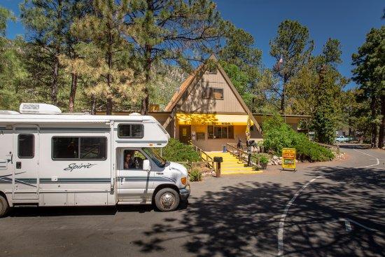Flagstaff Grand Canyon KOA : Welcome to the Flagstaff KOA