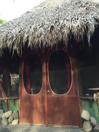 Popoyo, Nicaragua: Entrance to casita