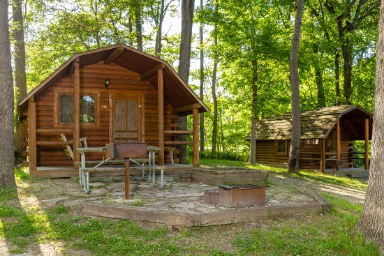 Rv Sites Picture Of St Louis West Koa Eureka Tripadvisor