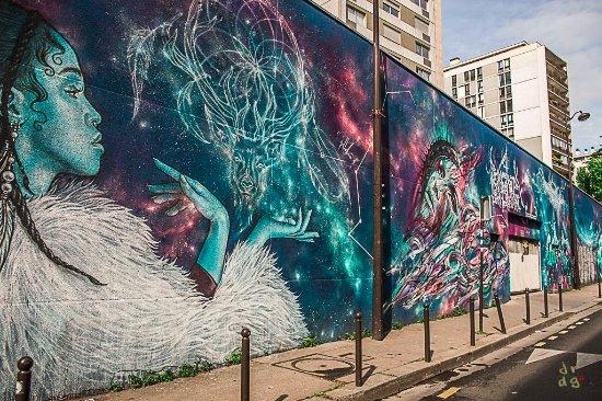 Street Art Paris 13 Picture Of Underground Paris Paris Tripadvisor
