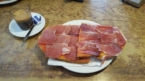 Ojen, Ισπανία: Venta Pula