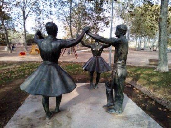 Tordera, Spain: Monumento