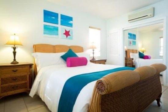 Inn at Grace Bay: Bedroom