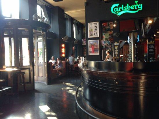 Bar Del Hostal Picture Of St Christopher S Inn Berlin Tripadvisor