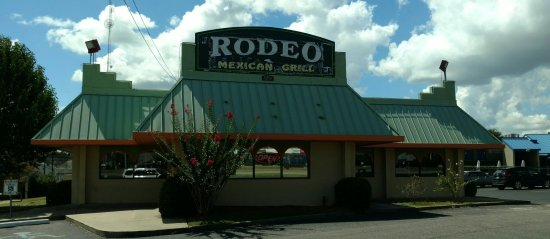 Pretty good - Review of Rodeo Mexican Restaurant, Dothan, AL ...