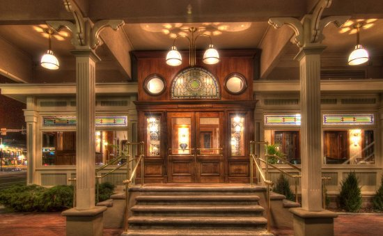 General Palmer Hotel: Pull Up To 4-Diamond Luxury