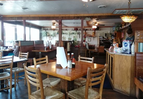 Lenoir, Carolina del Nord: Quaint dinner atmosphere