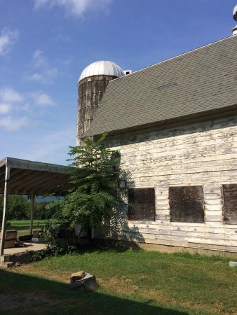 Jones Farm : Barn and Silo