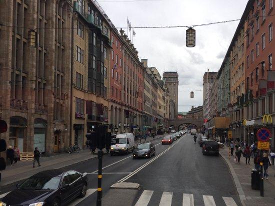 Stockholm visit