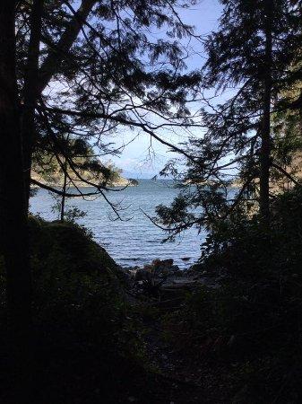 Halfmoon Bay, Kanada: Bay View1