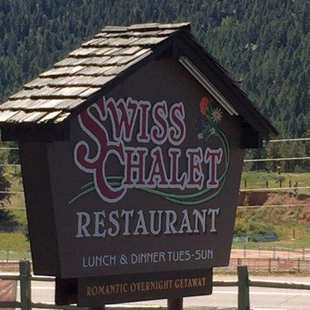 Swiss Chalet Restaurant Woodland Park