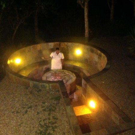 Addo, Sudáfrica: Barbecue