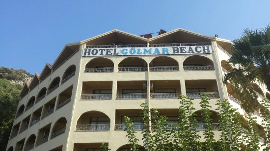 Golmar Beach Hotel: Golmar 2nd year 2016. .another lovely holiday. x