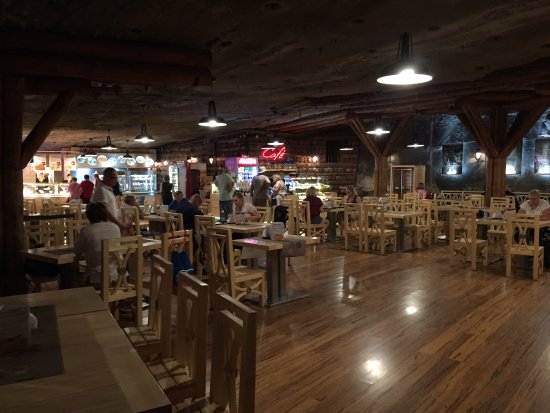Cafe/restaurant - Picture of Wieliczka Salt Mine, Wieliczka - TripAdvisor