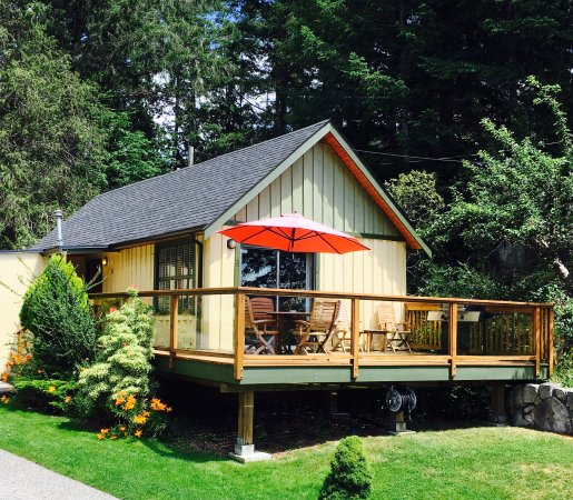 Garden Bay, Kanada: Cottage #5