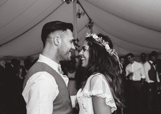 Ash, UK: Wedding