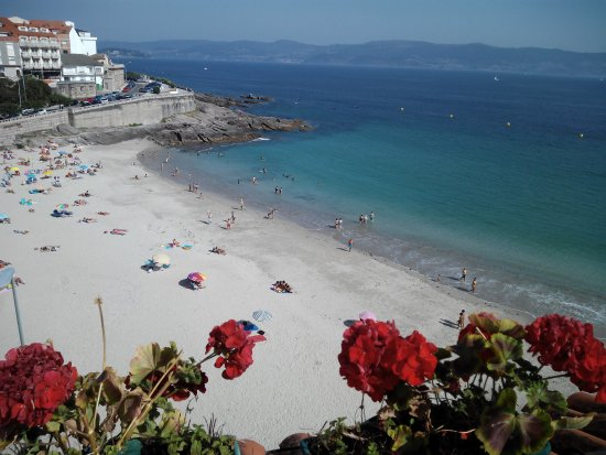 Adina, إسبانيا: desde la terraza