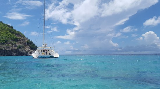 Private Yacht Charter SXM - Day Trips: St. Barth's