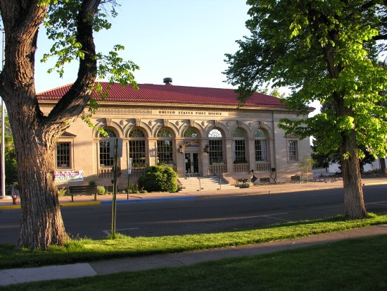 Canon City, Kolorado: Historic Post Office Building