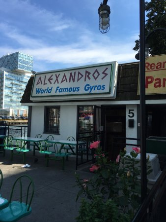 Photo of Fast Food Restaurant Alexandros Take-Out at 5 Queens Quay West, Toronto M5J 2H1, Canada
