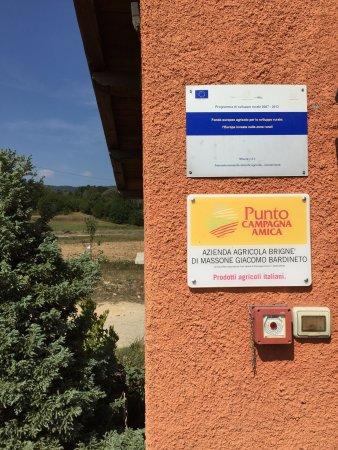 Bardineto, Italia: Esterni