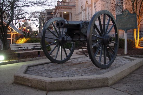 Athens, GA: The Cannon (photographer unknown)