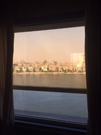 Fairmont Cairo, Nile City Photo