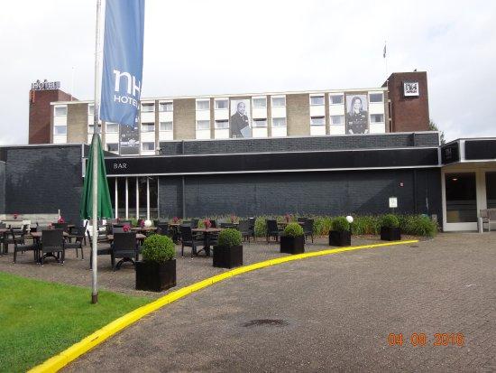 Geldrop, Niederlande: Hotel Entrance