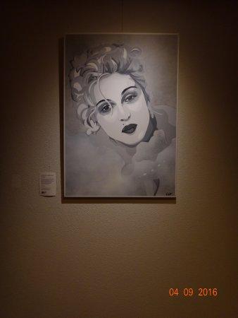 "Geldrop, Niederlande: Painting of ""Madonna"""
