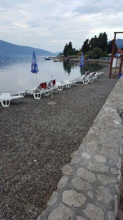 Hotel San: пляж