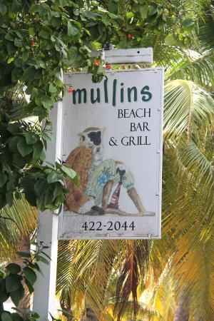 Mullins, Barbados: Cold Beer
