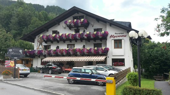 Pension Alpenrose: 20160815_180731_large.jpg