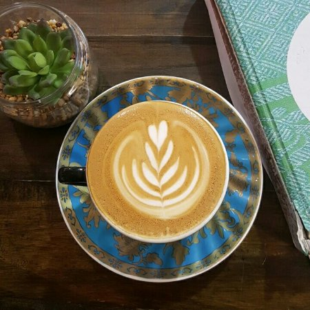 Moranbah, Australië: Relax with a Tim Adams Specialty Coffee