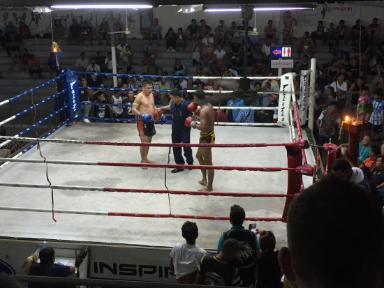 Foto de Suwit Muay Thai Training Camp & Gym