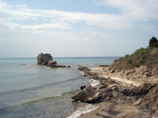 Nea Potidea, Greece: Ποτίδαια