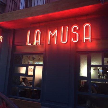 Great bar - Picture of La Musa, Madrid - Tripadvisor