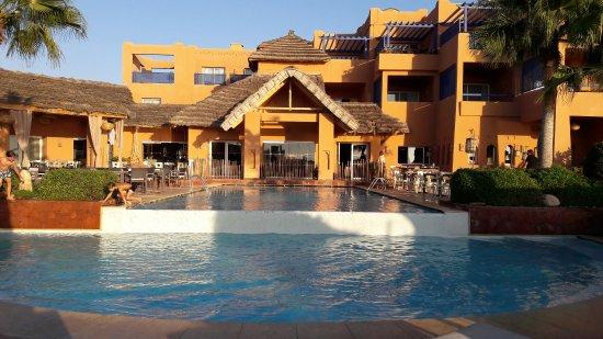 Paradis Plage Surf Yoga & Spa Resort: 20160911_190226_large.jpg