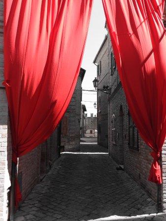 Montecassiano, İtalya: come a teatro