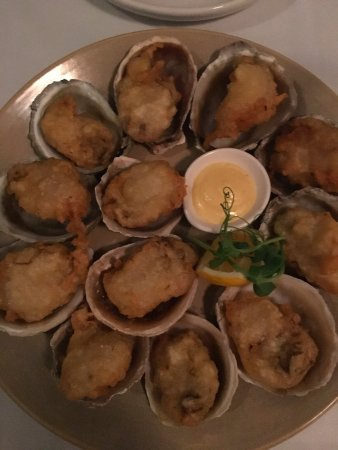 Cibo : oysters