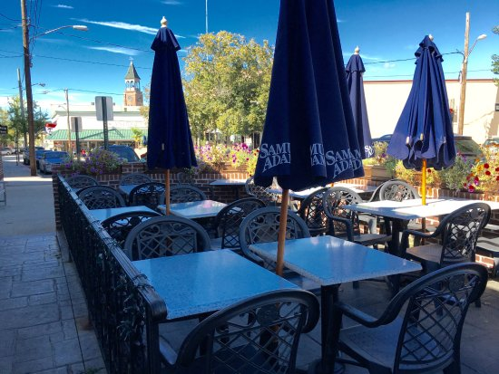 Putnam, CT : patio