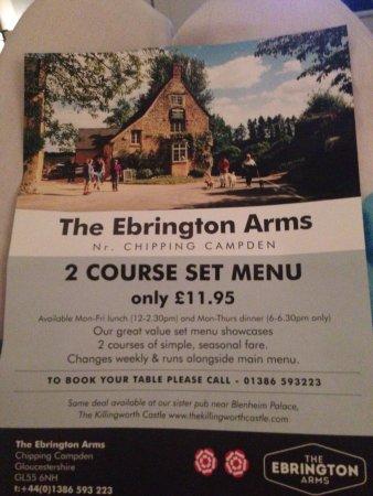 Ebrington, UK: photo0.jpg
