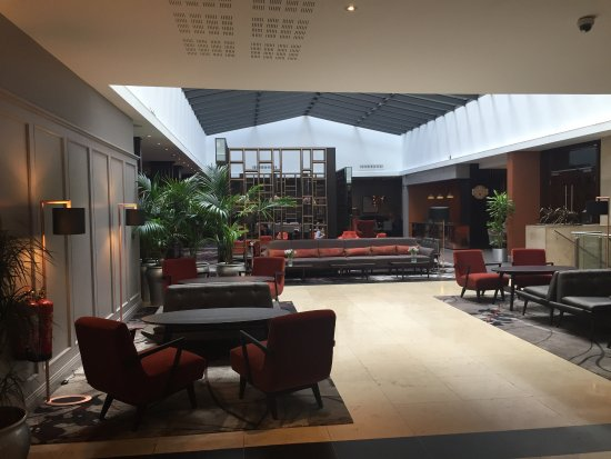 The new look to Clayton Hotel Leopardstown