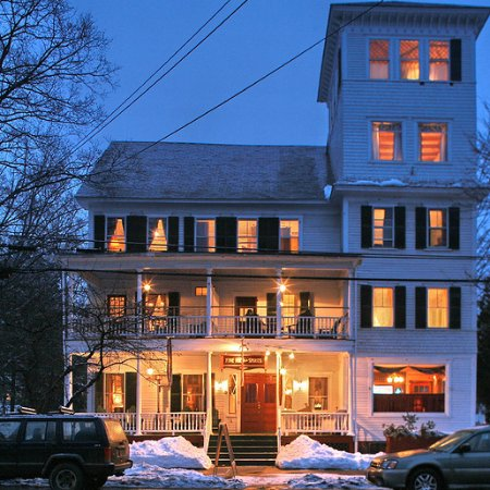 Saxtons River, VT: Warm and inviting in the Winter