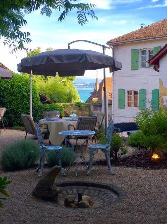 Hauterive, สวิตเซอร์แลนด์: La terrasse enchantée