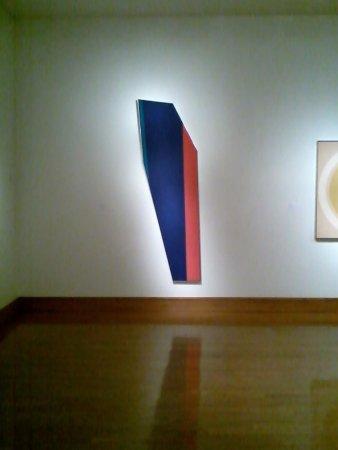 Birmingham Museum of Art: Flat oil on canvas
