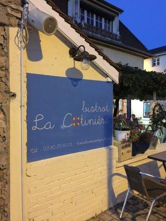 Saint-Jean-de-Losne, Fransa: La Cotinière