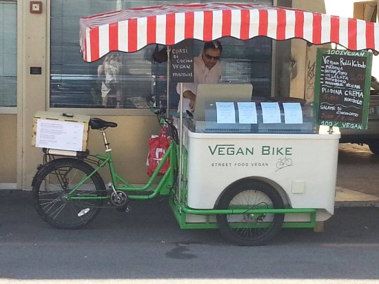 Il Punto Vegetariano: vegan bike